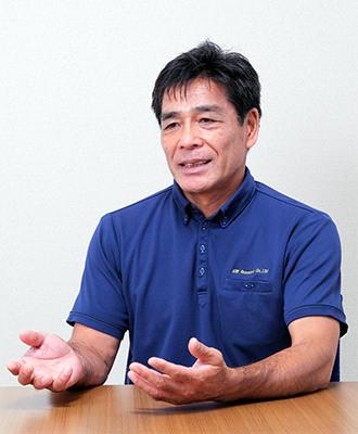 アーク・リソース株式会社 代表取締役 井上 聖也